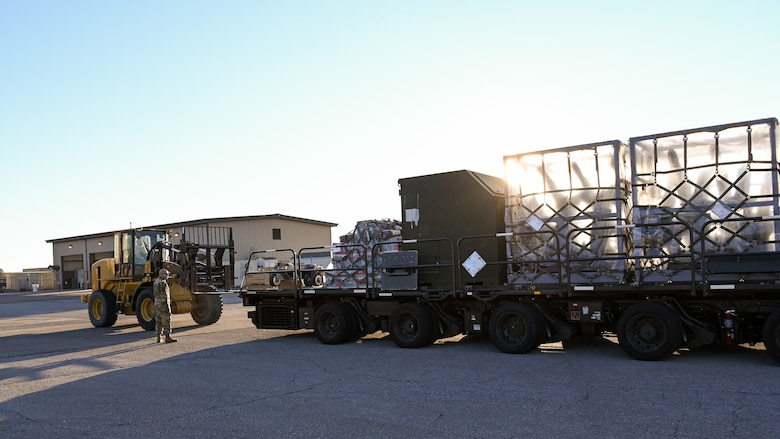 75th LRS supports two re-deployments