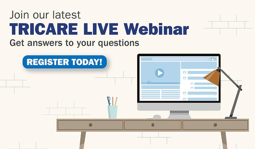 TRICARE Live Webinar