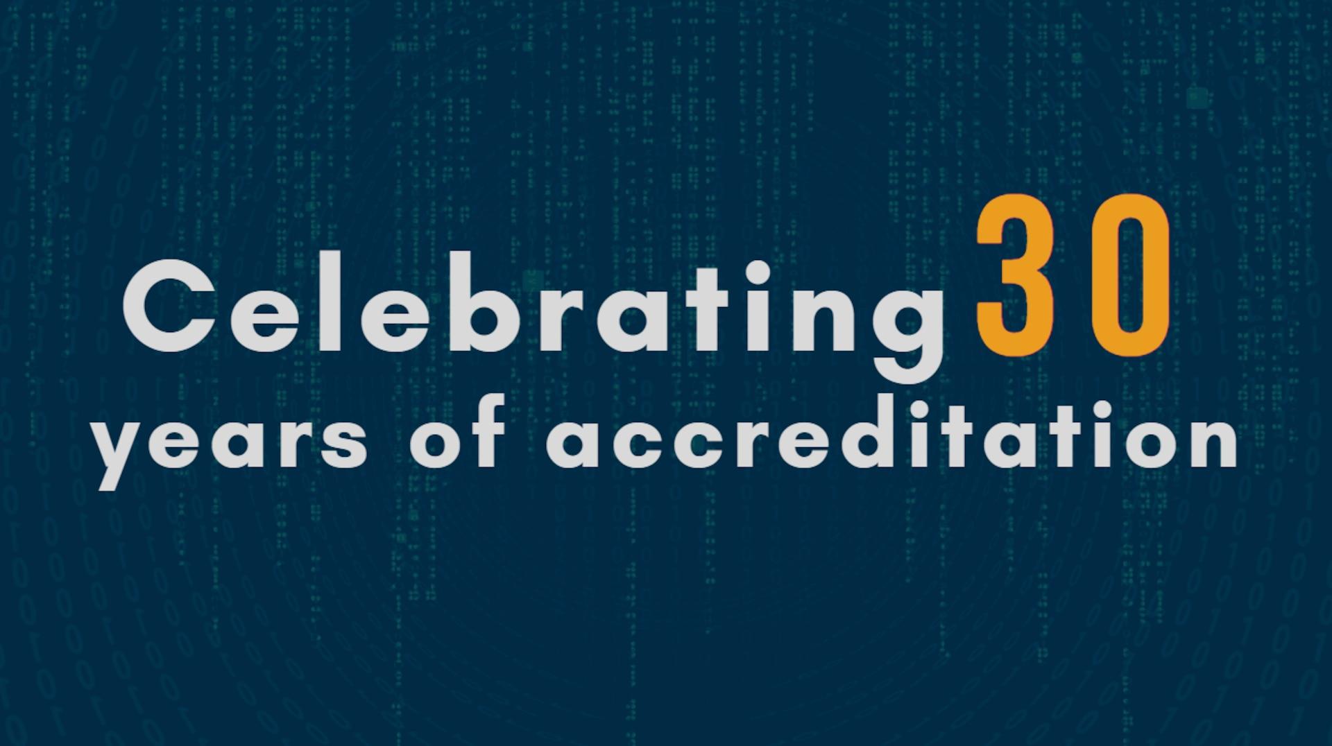 NSA's National Cryptologic School celebrates 30 years of accreditation