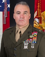 In April of 2019, Brigadier General Souza assumed the duties as Deputy Commander, Marine Forces Reserve and Marine Forces North. Brigadier General Souza currently serves as the Deputy Commander, Mobilization for U.S. Marine Corps Forces Command in Norfolk, Virginia.