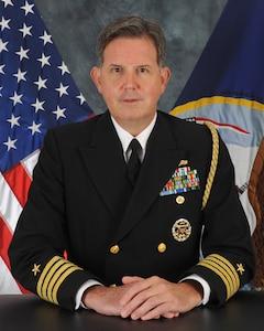 Official Portrait of Capt. Sean Kelley