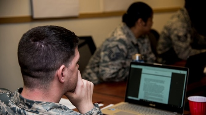 "The Enlisted Professional Military Education Instructor Course (EPMEIC) teaches methodologies that are very specific to EPME and is considered the ""gateway"" for an EPME instructor."