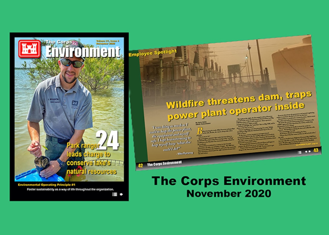 This edition highlights fostering sustainability as a way of life, in support of Environmental Operating Principle #1.