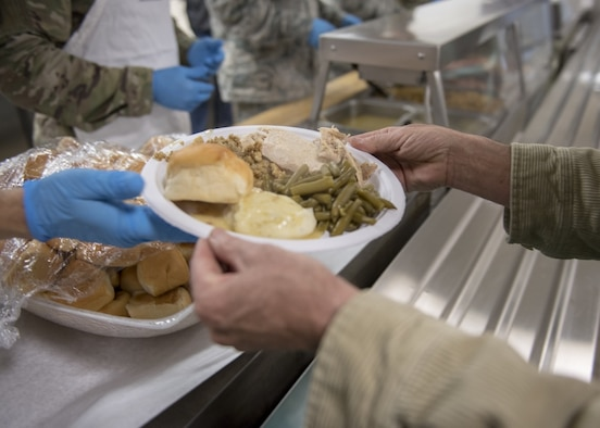 Public Health officials from the 66th Medical Squadron at Hanscom Air Force Base, Mass., urge all members of Team Hanscom to comply with local and state travel restrictions before traveling, hosting or attending festivities during the Thanksgiving holiday. (U.S. Air National Guard photo by Master Sgt. Joshua C. Allmaras)