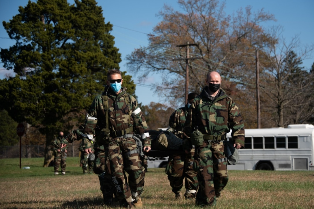 108th Medical Group launches MEDEVAC TCCC training