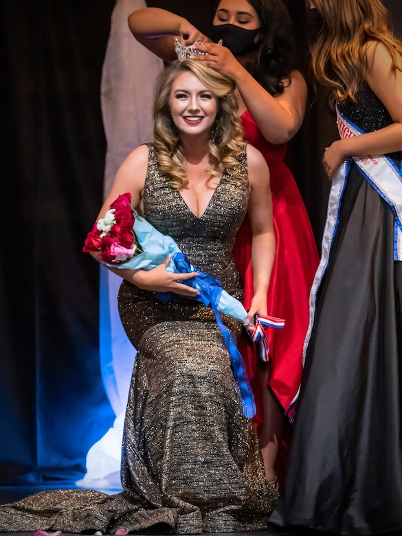 Alaska Air Guardsman advocates for military, STEM careers for women in pageant win