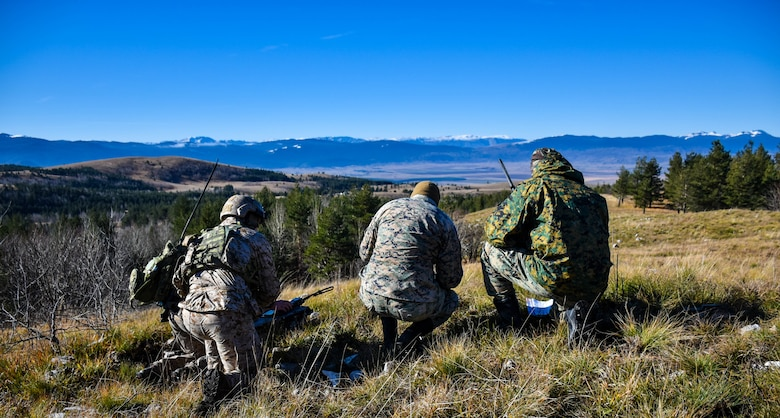 U.S. military and Armed Forces of Bosnia and Herzegovina Joint Terminal Attack Controllers participate in the Air-to-Ground Integration Bilateral Exercise at Glamoč Range, Bosnia and Herzegovina.
