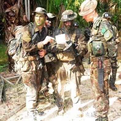 Brazil Jungle Warfare