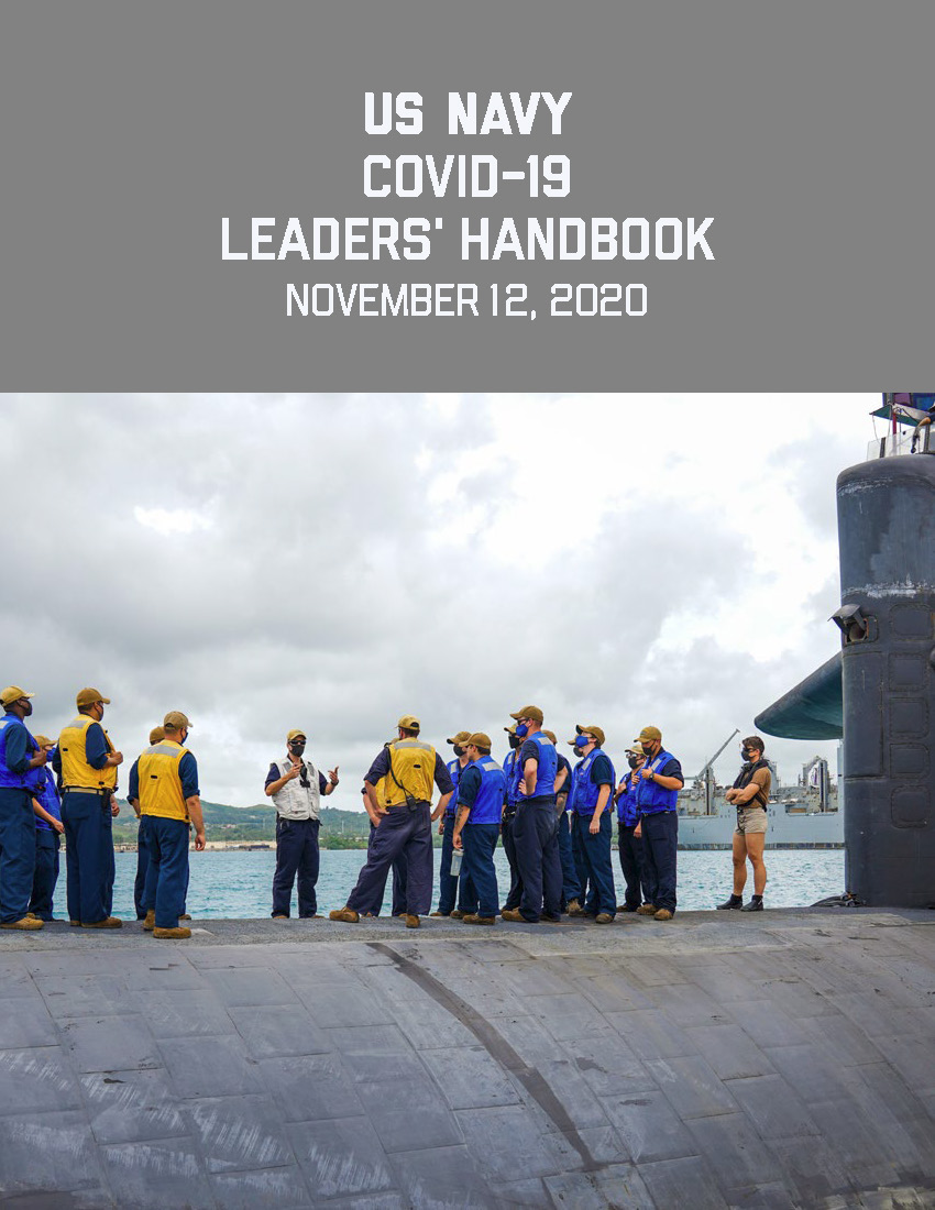 Covid-19 leaders handbook