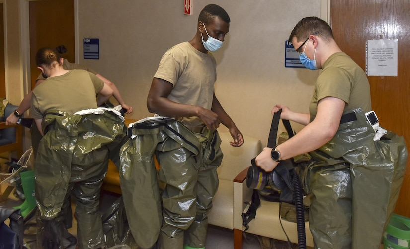 628th MDG ready for Ready Eagle