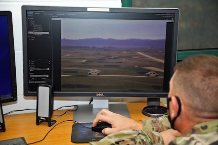 Army Reserve Soldiers Learn to Save Lives During Operation Cactus Gunnery