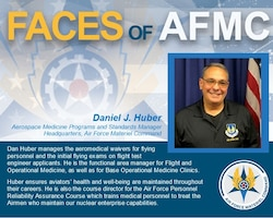 Faces of AFMC