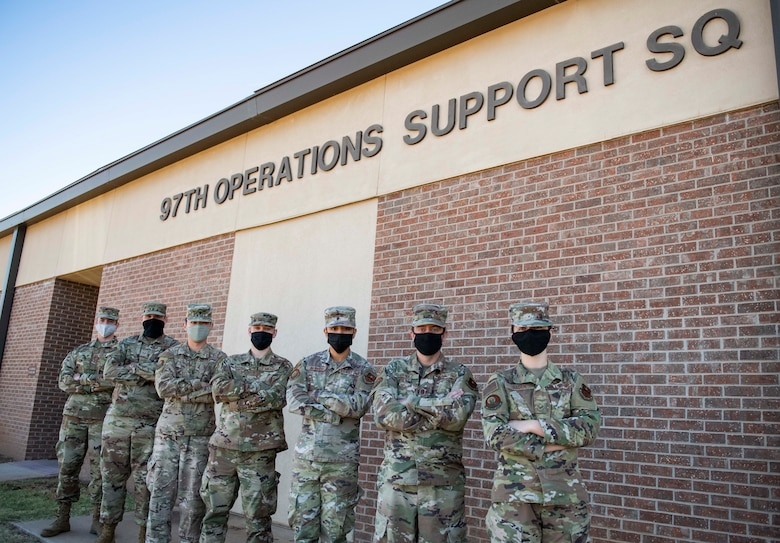 97th Operations Support Squadron Intelligence and Tactics Flight.