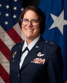 This is the official portrait of Brig. Gen. Jody A. Merritt.