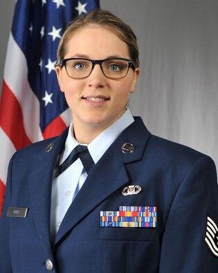 Technical Sgt. Joy Krei