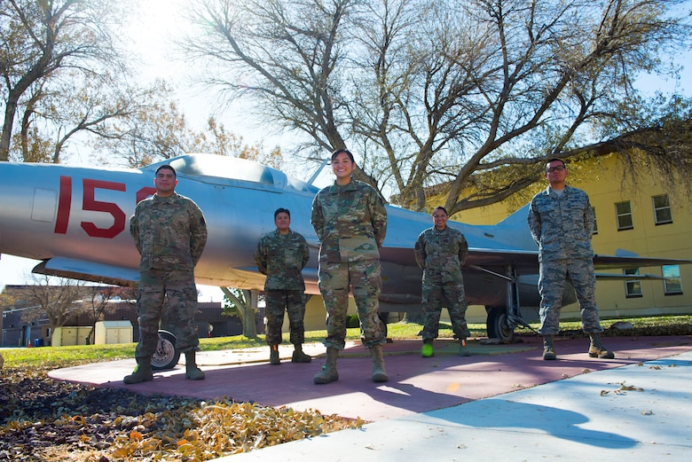 The Department of Defense celebrates November as National American Indian and Alaskan Native Heritage Month. The New Mexico Air National Guard has several American Indian members that contribute to multiple units.