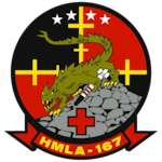 Marine Light Attack Helicopter Squadron 167