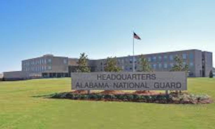 Alabama National Guard JFHQ building