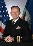 """Lieutenant Commander Alexander T. """"Roadtrip"""" Buschor"""