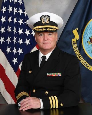 Commander Mark K. Corbliss