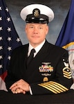 Command Master Chief Joseph D. Fahrney