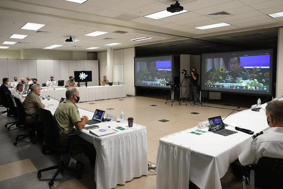 Virtual Conference Addresses Challenges to Indo-Pacific Armies in Urban Environments
