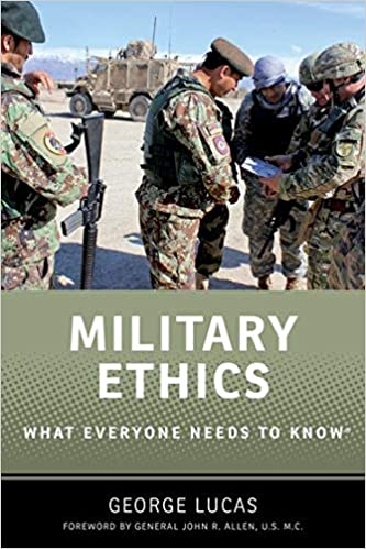 Book cover with photo of soliders discussing the plan with green block on the bottom with the title