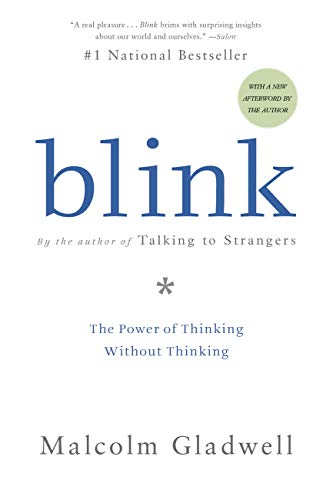 White book cover with title