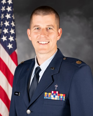 Chaplain, Major Michael Carollo (Courtesy Photo)