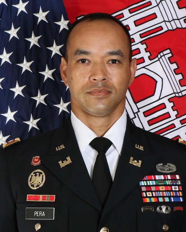 Lt. Col. Frank Pera