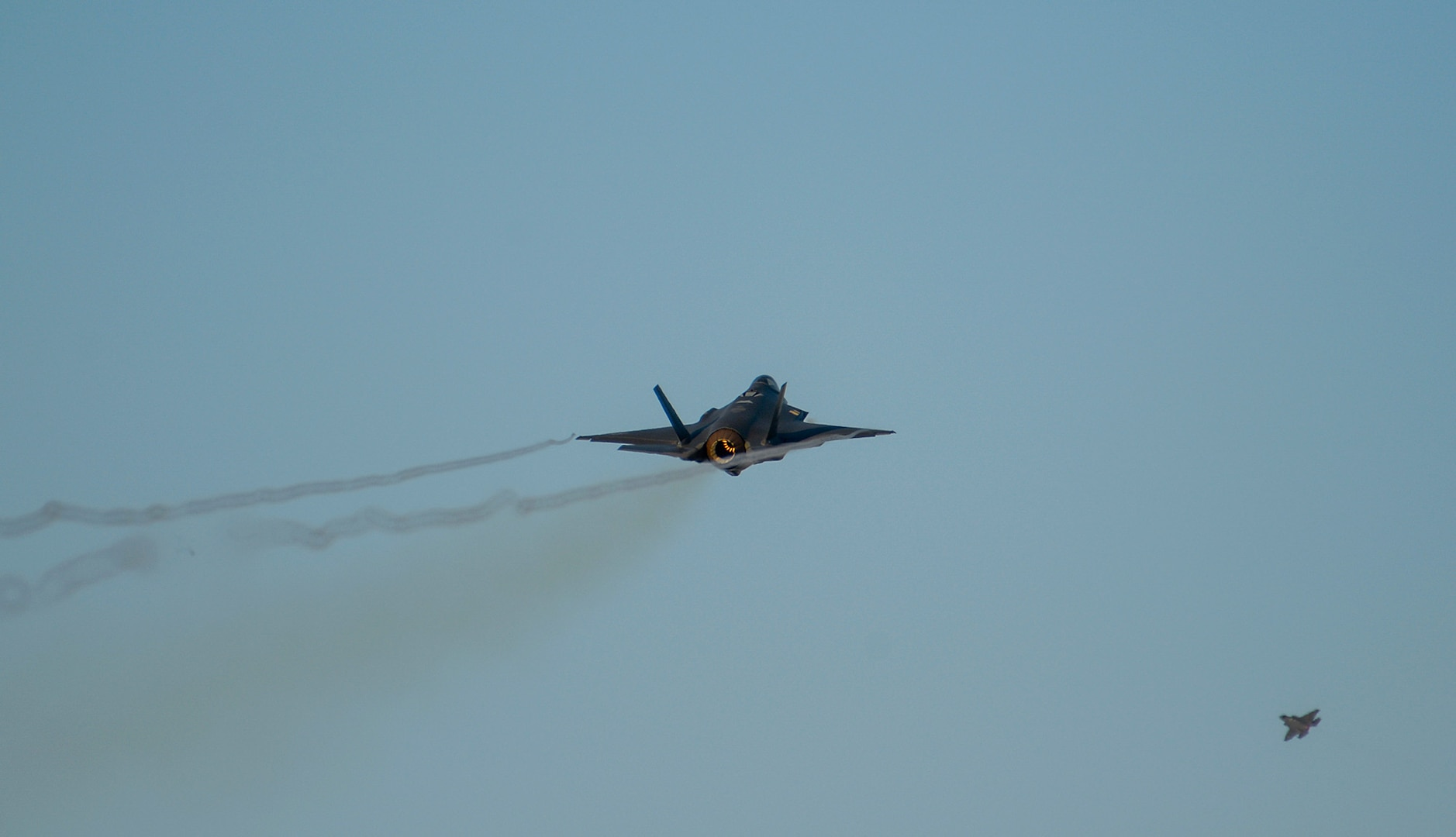 Eielson concludes Phase I exercise, launches 12 F-35As