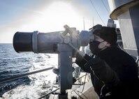 USS John S. McCain conducts Freedom of Navigation Operation