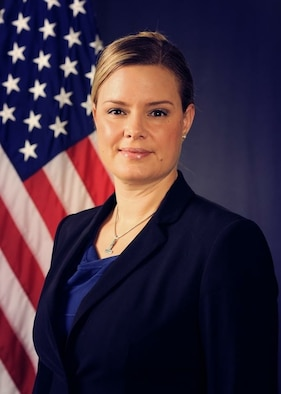 Special Agent Desiree Borg Burmeister's OSI Journey, as an immigrant from Nykobing Falster, Denmark, is punctuated by being named a three-time recipient of the Air Force Exemplary Civilian Service Award Medal in 2013, 2015 and 2019, being named the OSI Command Junior Civilian of the Year in 2013 and the OSI Command Civilian Special Agent of the Year in 2017. (U.S. Air Force Photo)