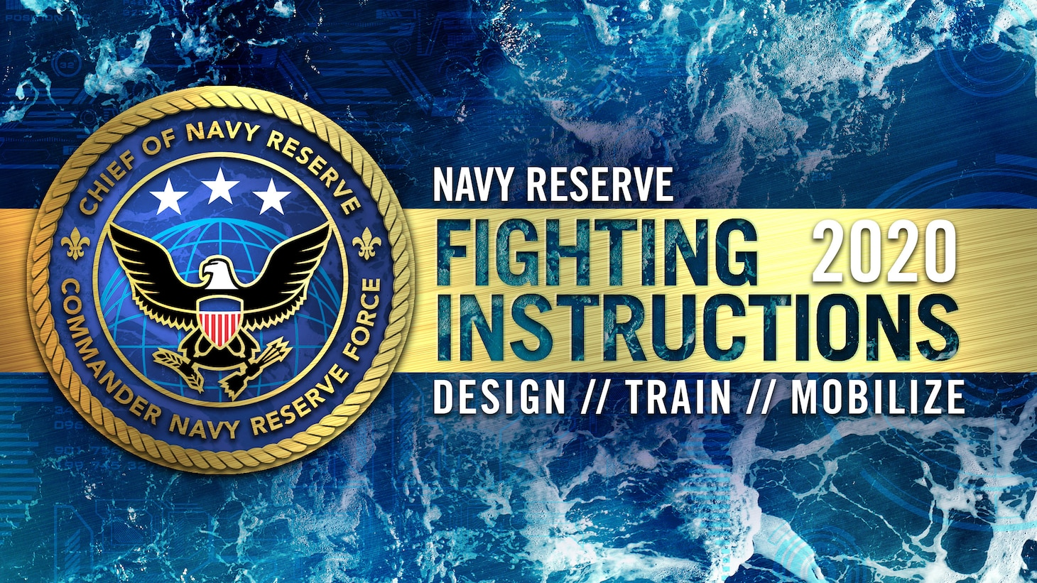 Navy Reserve Fighting Instructions 2020