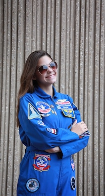 19-year-old phenomenon Alyssa Carson: astronaut in training, global TEDx speaker, future Mars walker, and author is a scheduled feature speaker during the event, and will be joined by Bert Carson, her father and advocate. (Courtesy photo)