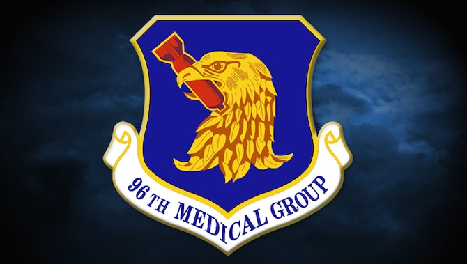 96th Medical Group graphic