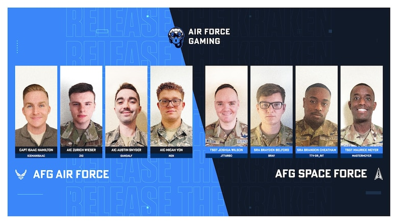 ir Force Gaming made its official debut on 11 November, under the Air Force Services Center with a new intramural e-sports program.