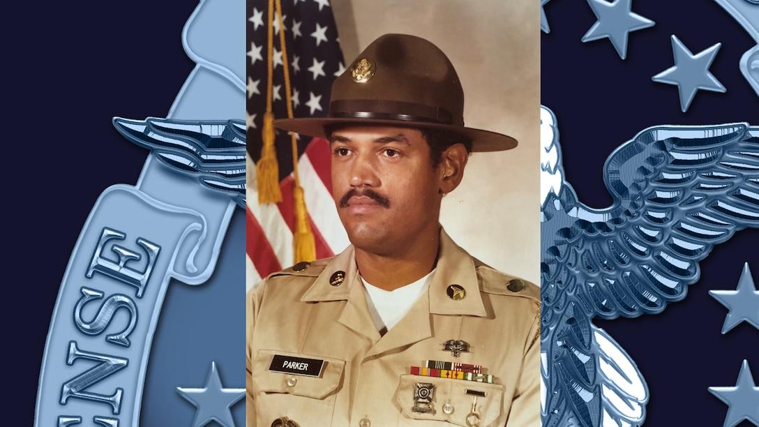 Man in U.S. Army uniform.