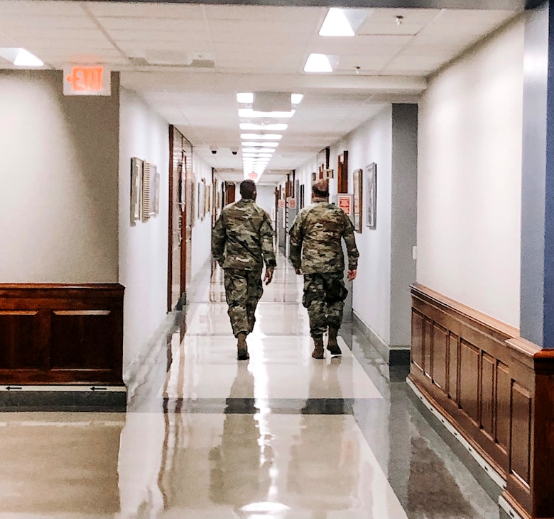 Chief White and General Scobee are walking into 2021 with an optimistic outlook and renewed sense of resiliency.