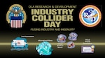 More than 500 attendees from DLA, DOD, other government organizations, industry and academia participated in DLA's first virtual Industry Collider Day Nov. 18.