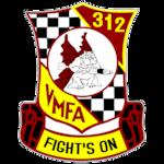 VMFA-312 Unit Logo