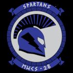 MWCS-28 Unit Logo
