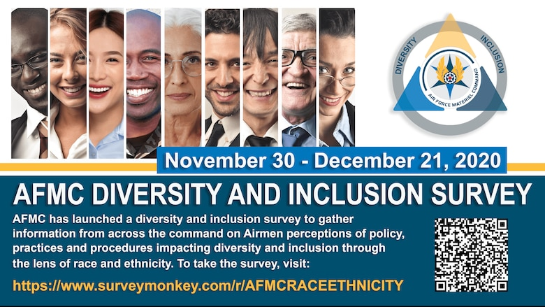 Diversity and Inclusion Survey graphic