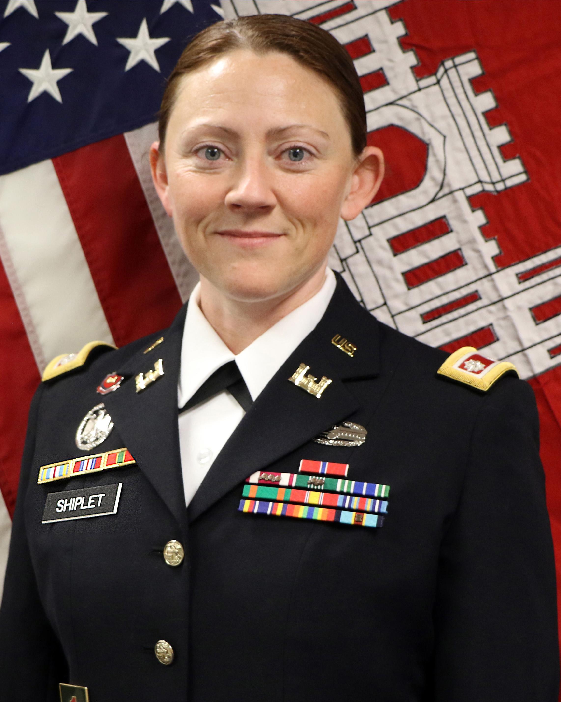 Lt. Col. Laura Shiplet - View Bio