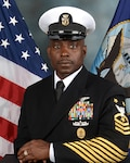 Master Chief Huben L. Phillips