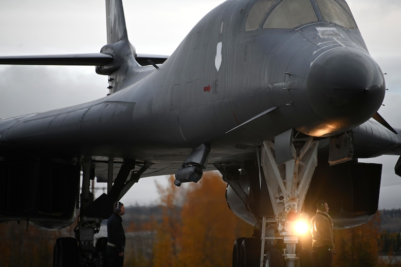 Photo of B-1 Lancer