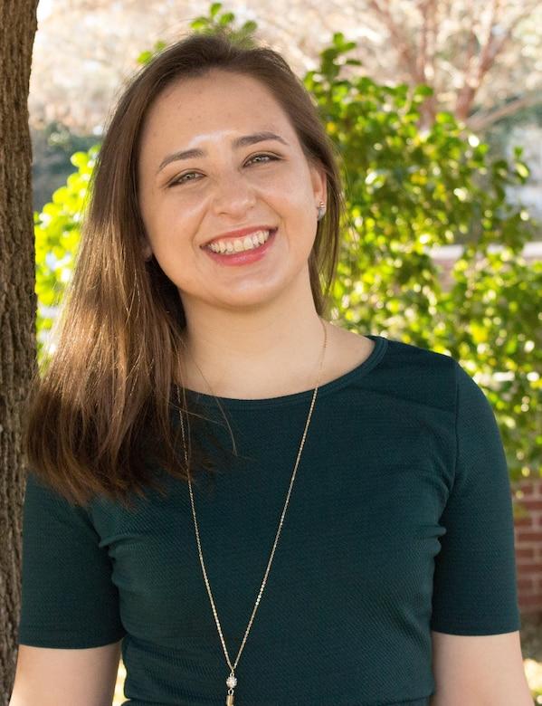 Headshot of Christine Lozano.