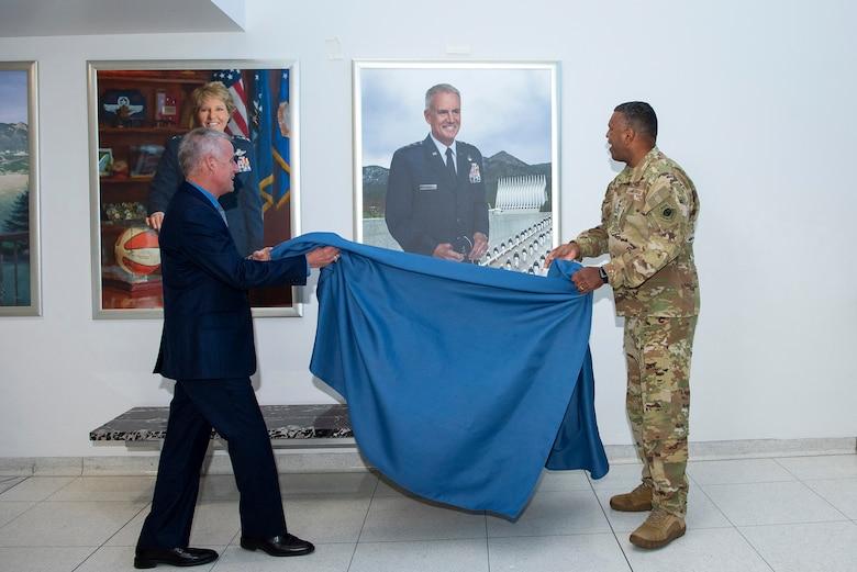 Unveiling