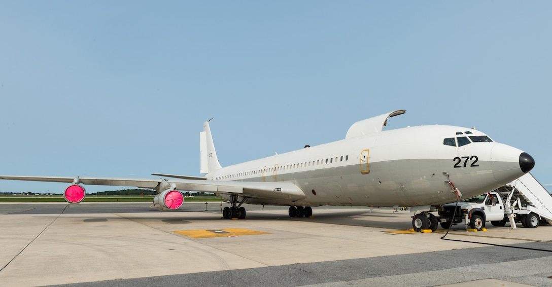 Airmen from the 436th Aerial Port Squadron loaded cargo onto an Israeli air force Boeing 707 Sept. 15, 2020, at Dover Air Force Base, Delaware, as part of a foreign military sales project. Over the past 70 years, the U.S. and Israel have developed unbreakable bonds through cooperation in security, economics and business, scientific research and innovation and people-to-people exchanges. Due to its strategic location, Dover AFB regularly supports foreign military sales operations. (U.S. Air Force photo by Roland Balik)