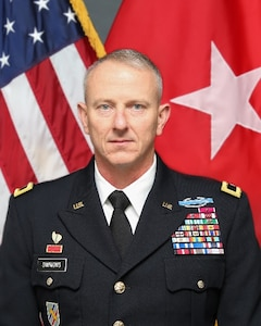 MG Randall Simmons Official Photo